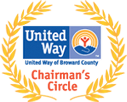 Member of United Way's Chairman's Circle